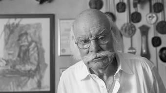 Mäni Fuchs (1925-2020) schloss am Ostermontag im Beisein seiner Jeannette für immer die Augen.