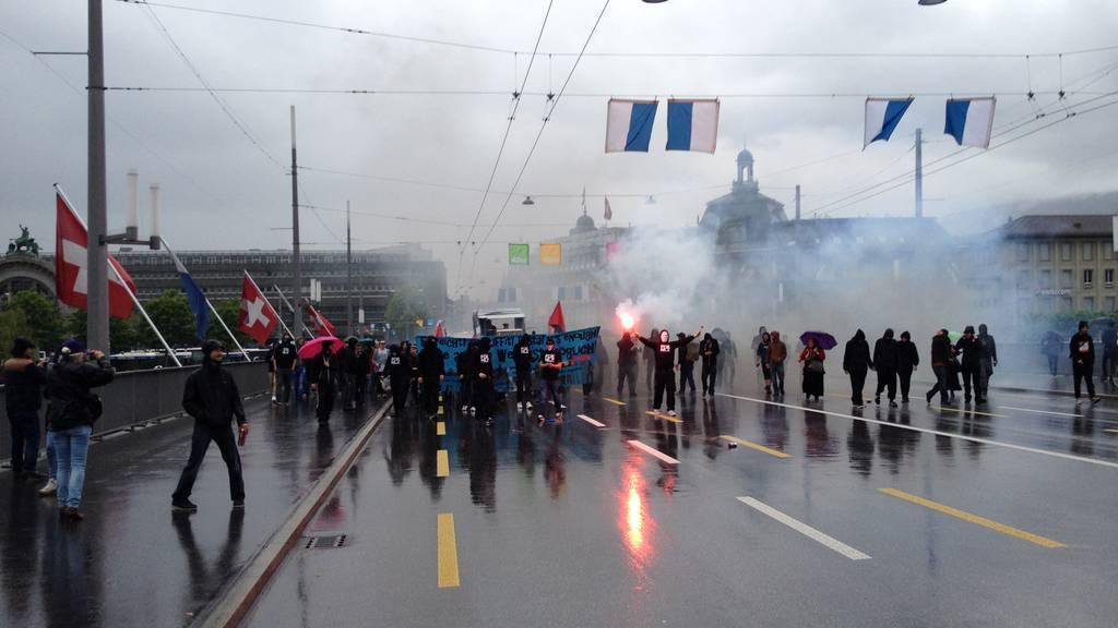 Beschwerde gegen Luzerner Polizeigesetz geplant