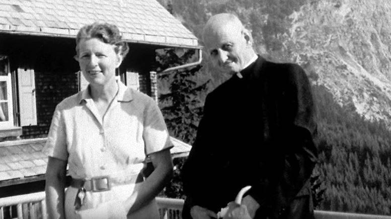 2. Vatikanisches Konzil: Gertrud Heinzelmann schreibt Brief an den Papst