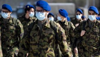 Die Armee hatte für zirka das Dreifache des Marktpreises Masken eingekauft.