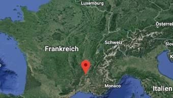 Das Beben ereignete sich im Südosten Frankreichs.