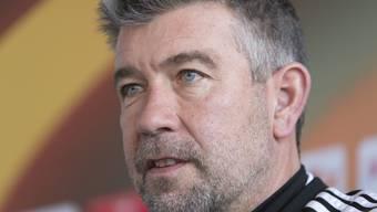 Urs Fischer will sich mit seiner Mannschaft gegen den Titelverteidiger aus Sevilla eine gute Ausgangslage schaffen.