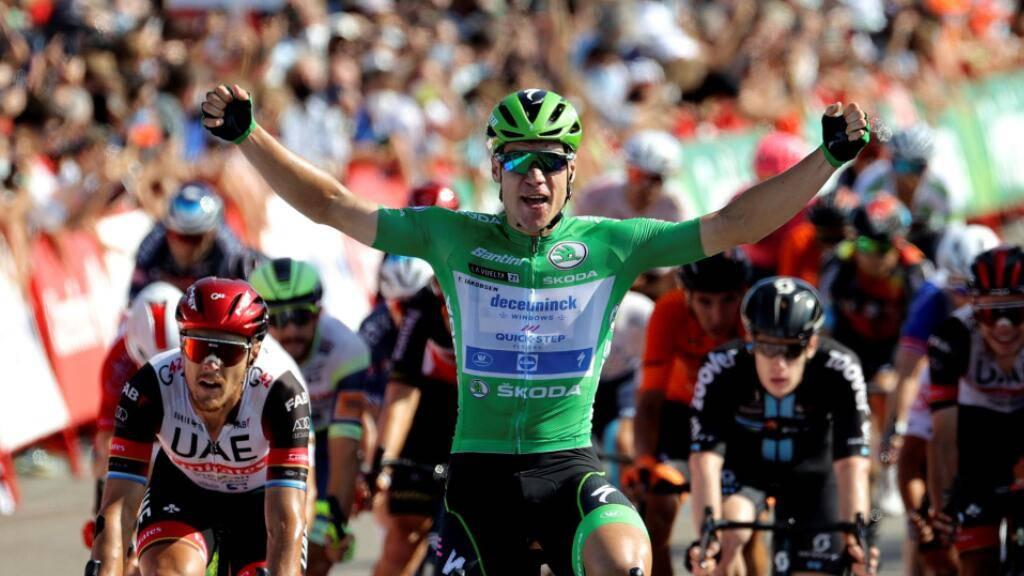 Weiterer Sprintsieg als Geburtstagsgeschenk für Fabio Jakobsen