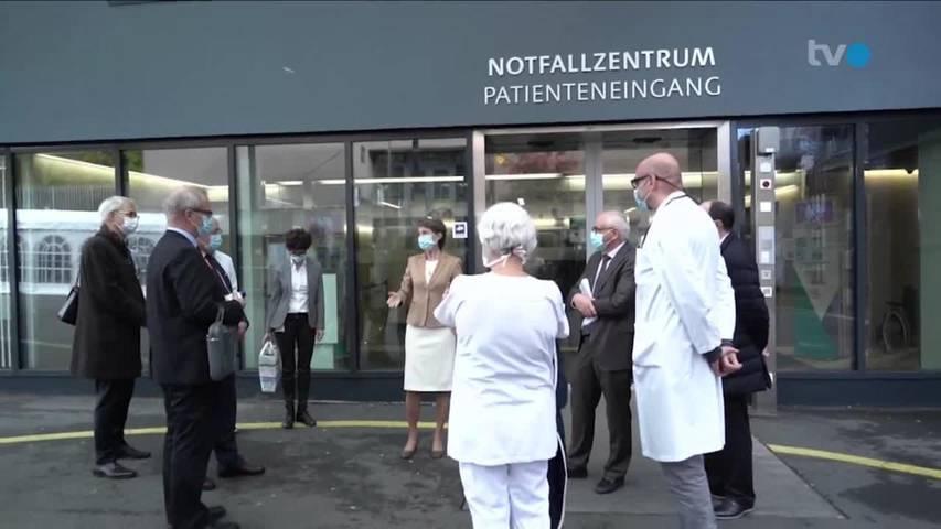 Ostschweizer Politiker zu Absichten des Bundes