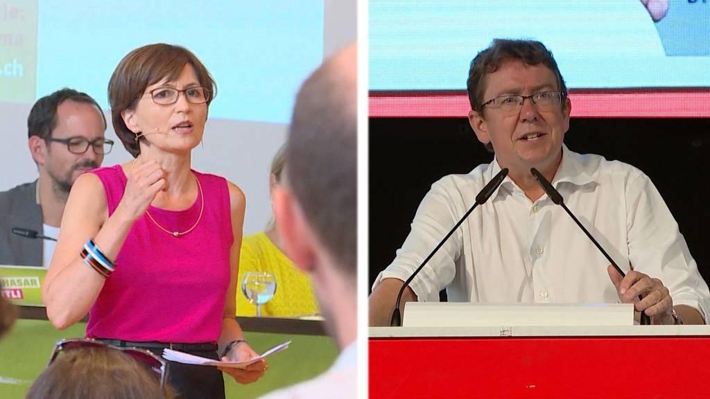 Grüne und SVP: Trotz Klimadebatte noch alles offen für Wahlen
