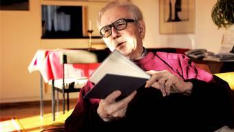 Der Baselbieter Schriftsteller Heinrich Wiesner feiert morgen seinen 90.Geburtstag.