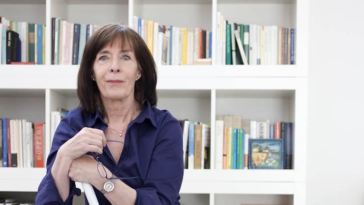 Die Bündnerin Leta Semadeni bekommt - neben anderen - den Schweizer Literaturpreis 2016. Sie schreibt deutsch und rätoromanisch (in einer Aufnahme vom Juli 2010).