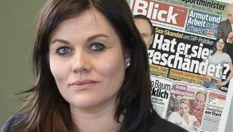 Weit mehr als 200 Artikel publizierte die «Blick»-Gruppe über die angebliche «Affäre Spiess-Hegglin».