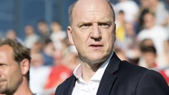 Die Schweizer U21-Equipe um Coach Heinz Moser braucht in der EM-Qualifikation dringend Punktezuwachs