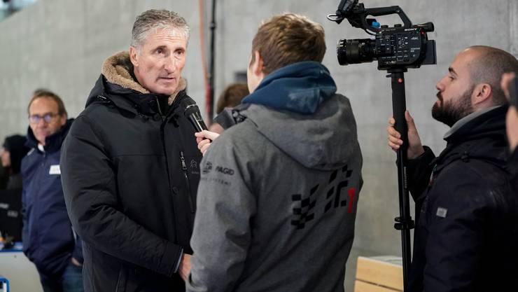ZSC-CEO Peter Zahner fürchtet um die kommende Eishockey-Saison.