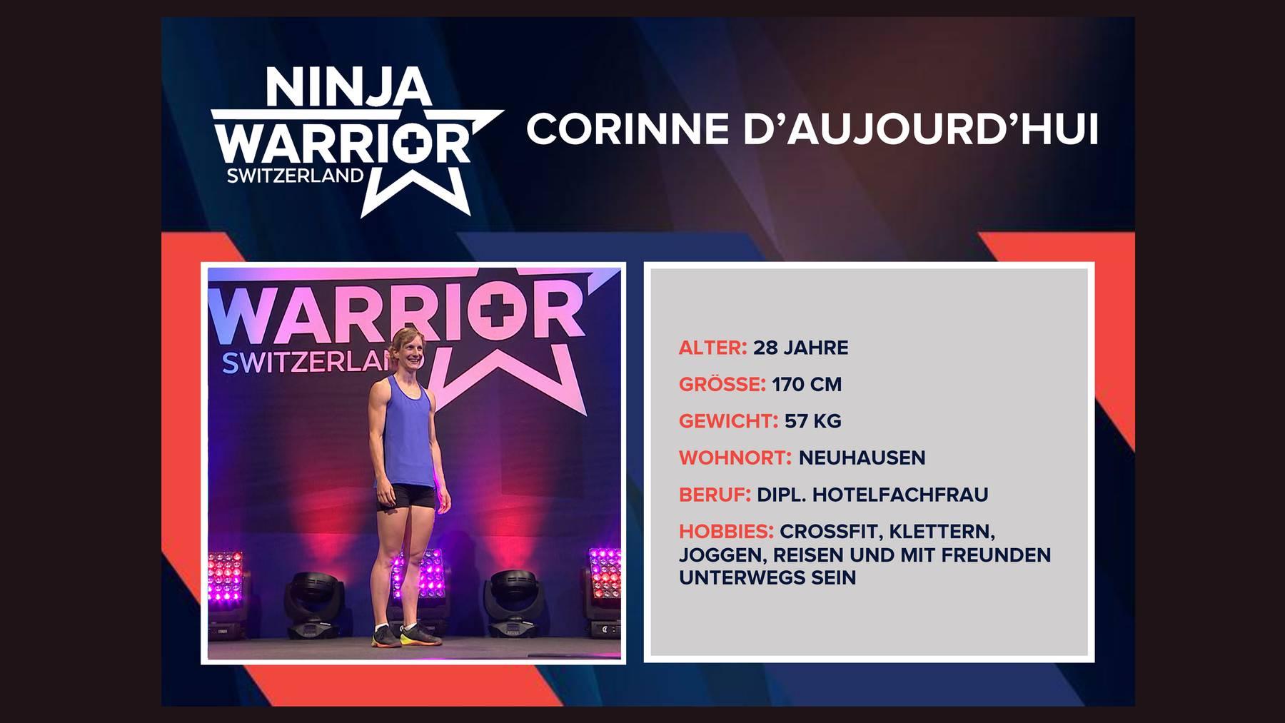 Corinne d'Aujourdhui