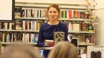 Pascale Marder ist als Archivarin für das Stadtarchiv Schlieren tätig.