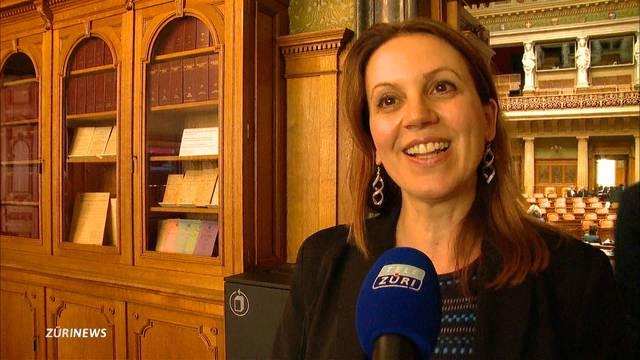 Chantal Galladé verabschiedet sich aus dem Nationalrat