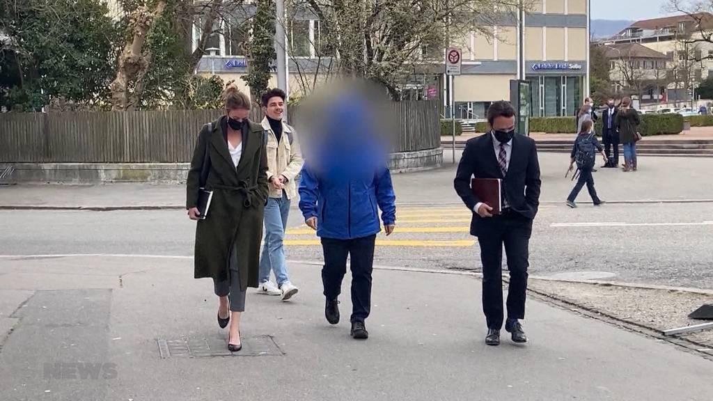 34 Monate teilbedingte Haftstrafe: Solothurnerin wird wegen Tötung ihres Lebenspartners verurteilt