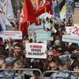 Tausende von Menschen haben am Samstag in Moskau demonstriert. Das Hauptanliegen der Demonstranten ist die Zulassung unabhängiger Kandidaten und Oppositioneller zur Wahl ins Moskauer Stadtparlament im September.