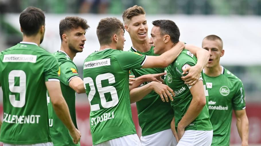 FCSG gewinnt gegen Tabellenschlusslicht Thun mit 3:2
