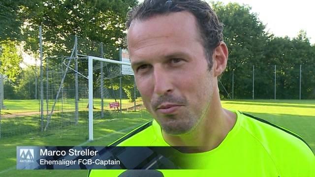 Ex-Profi-Fussballer Streller kickt bei Klein-Verein SC Dornach