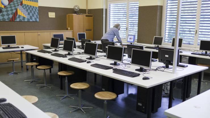 Primar- und Sekundarschule sollen 955 PC und Laptops mehr bekommen. (Symbolbild)
