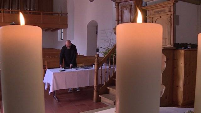Grosse Anteilnahme für Aargauer Lawinen-Opfer