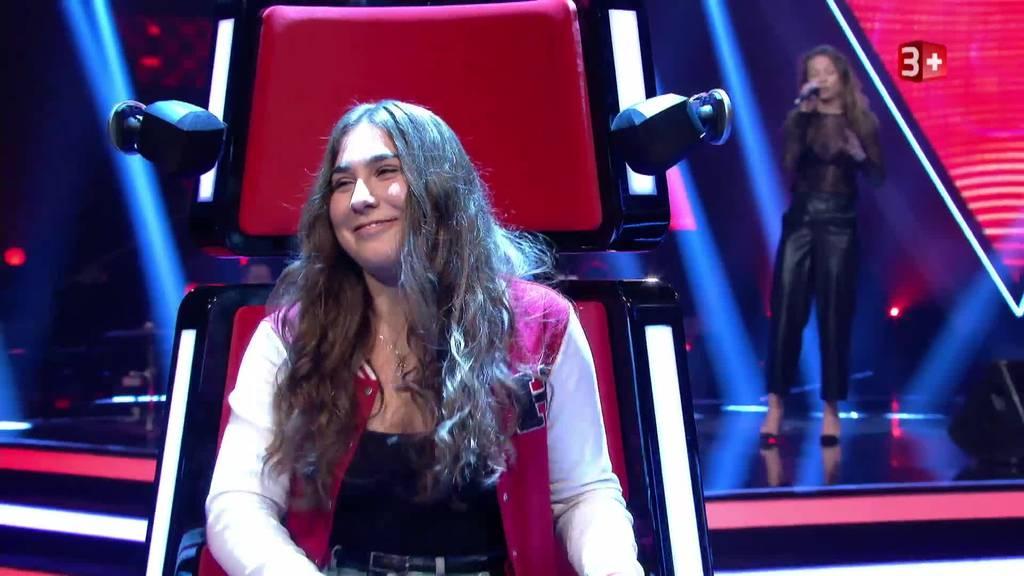 Thurgauerin Vanessa bringt Anna Rossinelli zum Singen