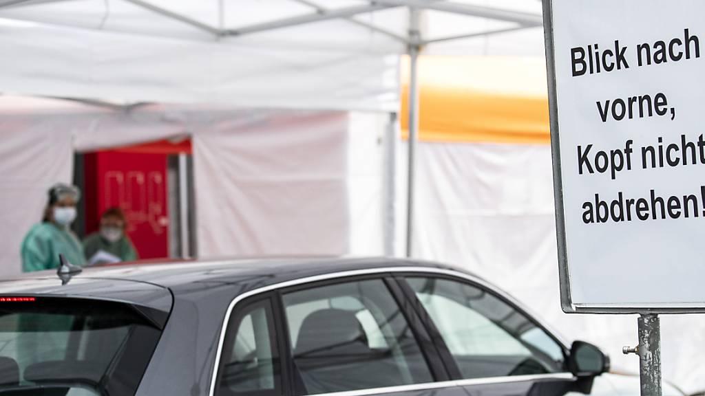 Start zur grossen Corona-Testoffensive in der Schweiz