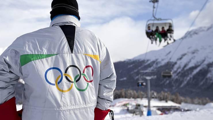 Finden die Olympischen Winterspiele 2026 in Graubünden statt?