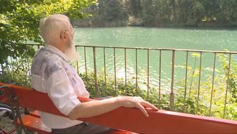 Josef Schmid hat mit 86 Jahren noch ein grosses Ziel: Er will in das Kantonsparlament