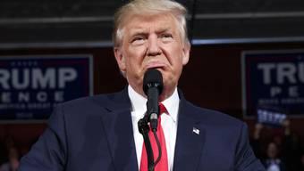Trump feuert gegen die eigene Partei.