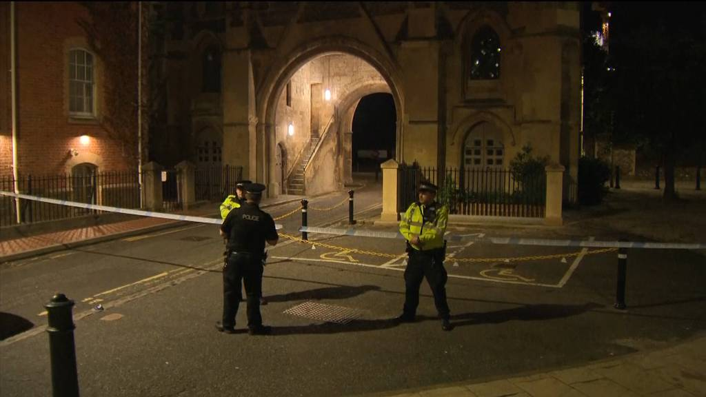 Drei Tote bei Messerattacke nahe  London