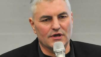 Gemeindepräsident Albert Studer