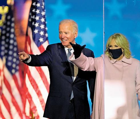 Am Ziel: Der Demokrat Joe Biden, 77, wird der nächste US-Präsident. Jill Biden, 69, zieht als First Lady ins Weisse Haus ein.