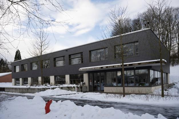 Das Schulhaus Farbweg wurde so konzipiert, dass bei Bedarf auf- oder angebaut werden kann.
