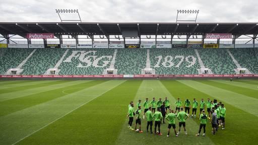 Weitere 3,69 Millionen Franken für den FC St.Gallen