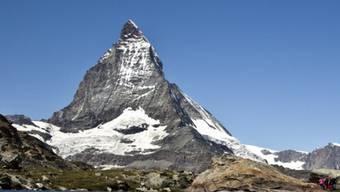 Blick aufs Matterhorn (Archiv)