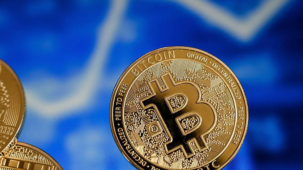 Bitcoin kostet erstmals seit Mai wieder mehr als 50'000 US-Dollar