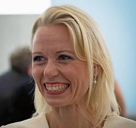 Lilian Studer, Nationalrätin EVP/AG