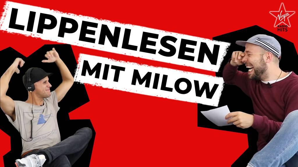 Lippenlesen mit Milow
