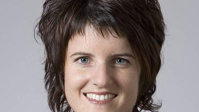 Jasmin Hutter zieht sich aus der Politik zurück (Archiv)
