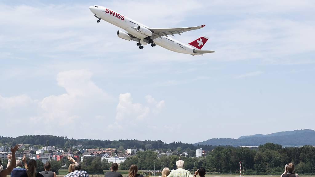 Flughafen Zürich muss Betriebsgebühren um 15 Prozent senken