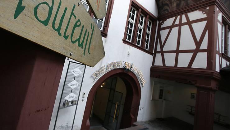 """Das Basler Theater Fauteuil hat mit der Neuauflage von """"HD-Soldat Läppli"""" einen Grosserfolg programmiert."""