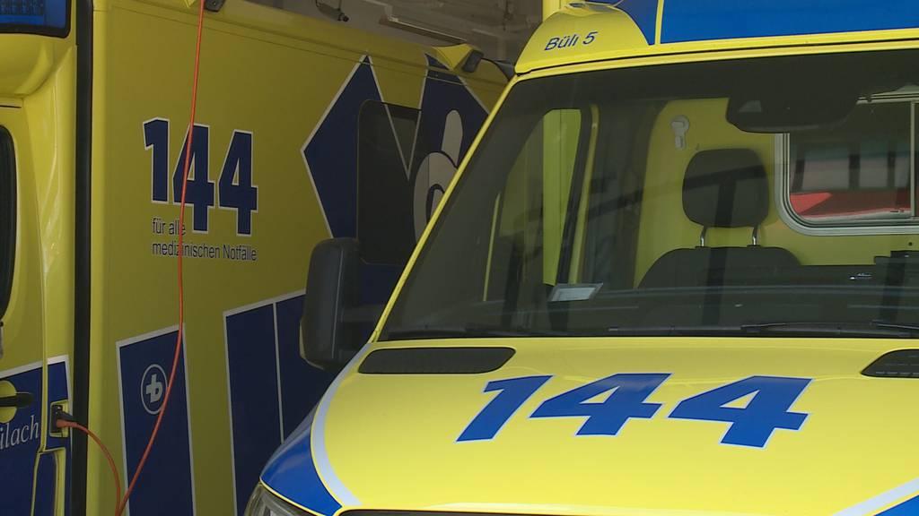 Notfallversorgung - Rettungsdienst zügelt nach Kloten
