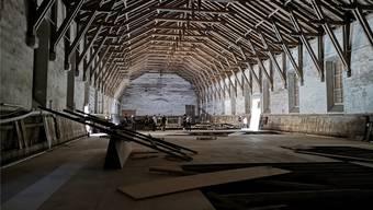 Der Umbau der Alten Reithalle kann beginnen, die Beschwerde ist vom Tisch.