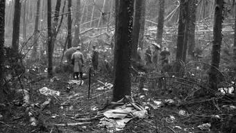 1970: Flugzeugabsturz in Würenlingen