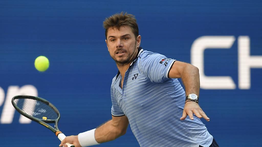Erster ATP-Halbfinal von Wawrinka seit Februar