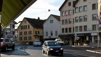 47 Prozent der Verkaufsfläche in Reinach sind im Zentrum.  psi