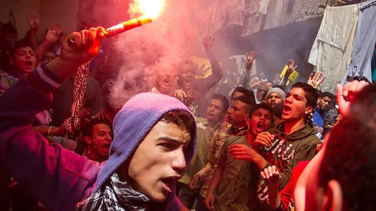 Trotz wirtschaftlichem Nachteil und einem Gefühl der Unsicherheit: Die Mehrheit der jugendlichen im Nahen Osten ist laut einer Studie optimistisch für die Zukunft. (Symbolbild)