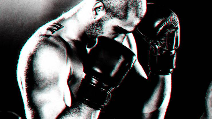 Lasst eure Energie im Fight Club raus.