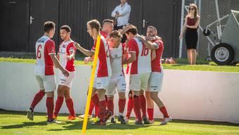 Der FC Solothurn ist auf einem erfolgreichen Weg
