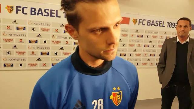 Valentin Stocker über die Bedeutung seines ersten Treffers seit der Rückkehr