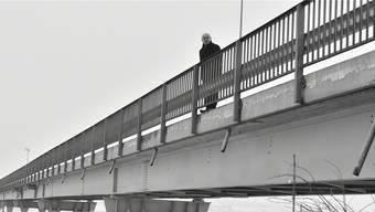 Vor Jahren überlebte der Schriftsteller Thomas Hürlimann (67) einen Unfall auf einer Brücke: «Ich glaubte über die Grenze in eine andere Welt zu schweben.»